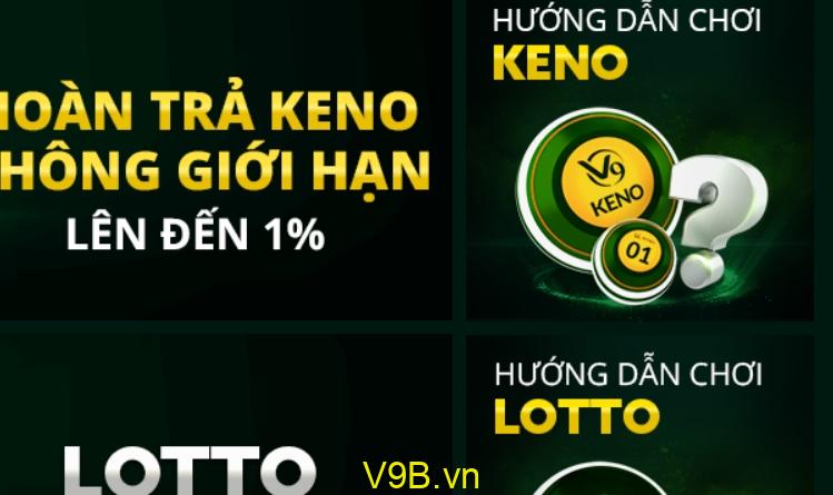 V9Bet Keno