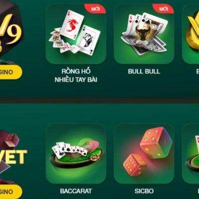 Hướng dẫn cách chơi Bull Bull tại V9Bet đơn giản và dễ thắng