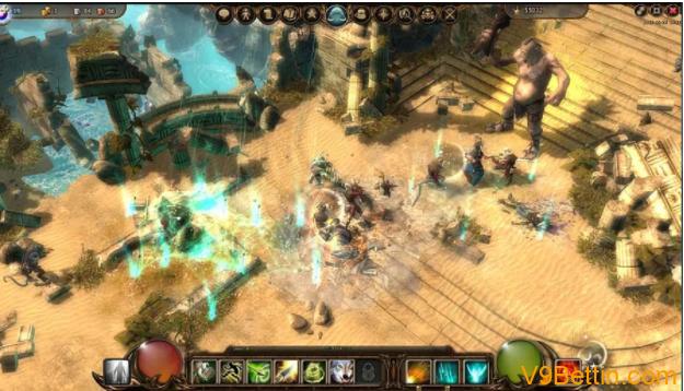 Trò chơi giống Diablo 3 ai cũng nên chơi một lần