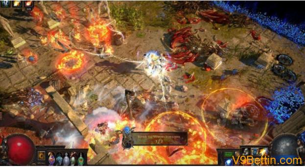 Game giống Diablo 3