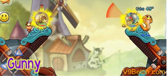 Game online Gunny