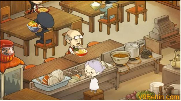Game hay dành cho việc nấu ăn