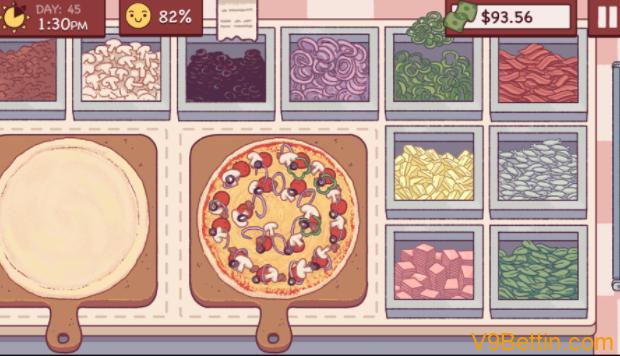 Game offline siêu hay cho ai đam mê nấu ăn