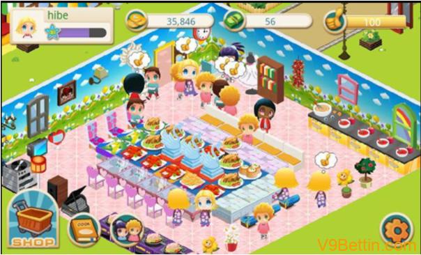 Game nấu ăn offline