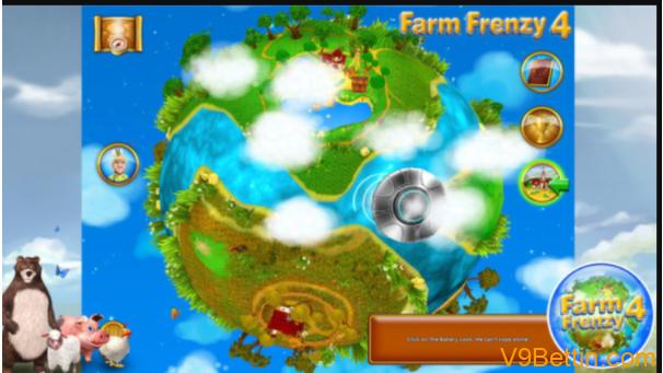 Game nông trại đáng chơi