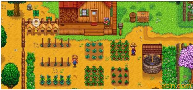Game nông trại giúp bạn trải nghiệm thú vị