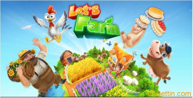 Chìm đóng trong trò nông trại online