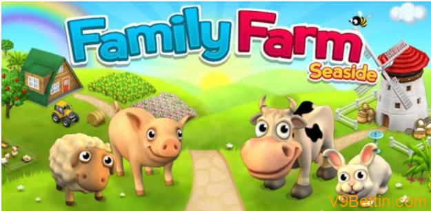Game nông trại nhiều tính năng