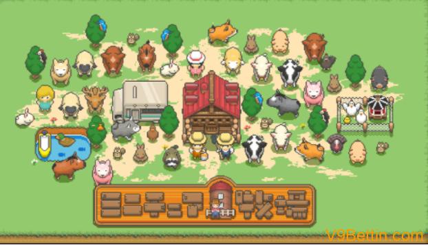 Game nông trại độc đáo nên chơi