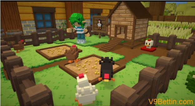 Game nông trại online dành cho PC