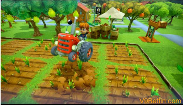 Game nông trị online PC