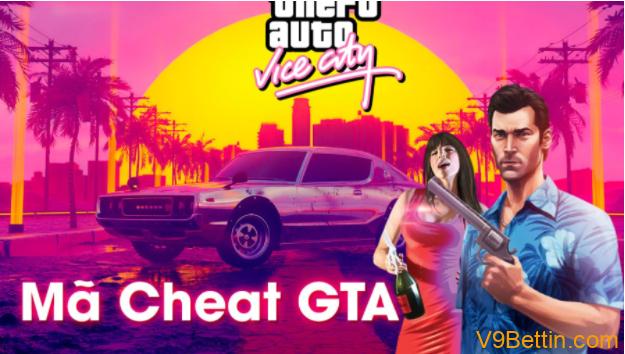 Mã Cheat GTA