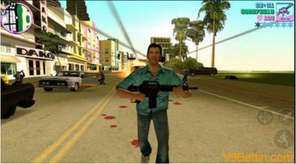 Cách nhập mã GTA Vice City
